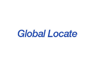 Global Locate logo